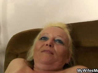 Wife finds his nasty photos with mother in law