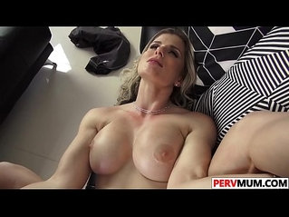 Son Nails His Pretty Stepmother Cory Chase