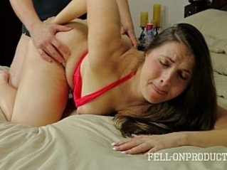 Big ass milf madisin lee fucked hard doggystyle by stepson