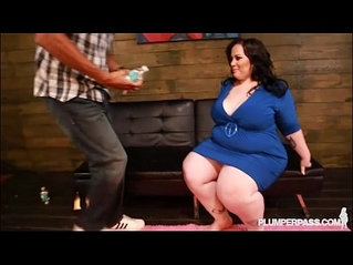 Big Booty white Girl Glory Gets Destroyed By Big Black Cock