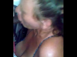 Bitch didn t know i was going to nut in her mouth
