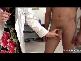 Cock hungry mature takes it from behind