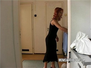 Stepmom Gets To Suck And Fuck Her Stepsons Cock