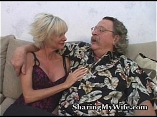 Mature Beauty Offered By Open Minded Hubby